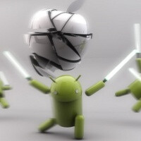 Platform wars: Symbian losses turned mostly into Android gains, bada outgrows Windows Phone again