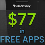 RIM 's free premium app giveaway for BlackBerry 7 OS users expires at the end of this month