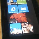 Video shows the BlackBerry PlayBook running Windows Phone