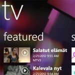 Nokia TV app is live and ready for Lumia devices, but it only offers Finnish content