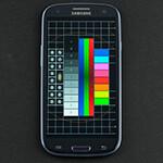 Screen comparison: Samsung Galaxy S III vs the fierce competition