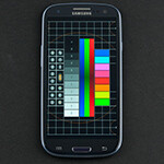 Screen comparison: Samsung Galaxy S III vs the fierce competition