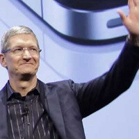 Apple's chief executive Tim Cook is the best paid CEO of 2011