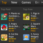 U.S. Cellular offers a customized list of Amazon Appstore apps to its customers