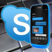 Skype app is no longer available to the Nokia Lumia 610 since the experience wasn't 'up to par'