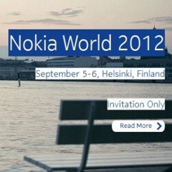 Nokia World 2012 announced: new format, will kick off earlier than usual in September