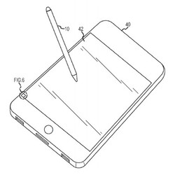 Apple files patent for iPhone friendly optical stylus