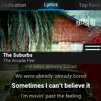 5 lyrics apps for Android