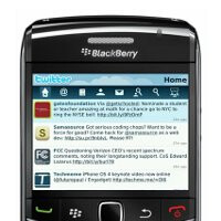 Twitter for BlackBerry now offers tweet details and a new undo retweet feature