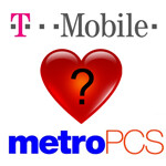 T-Mobile looking to pair up with a carrier rather than sell itself off