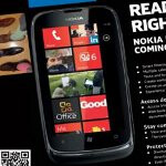Nokia Lumia 610 is listed as