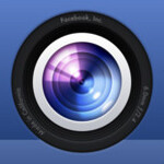 Facebook offers its own Instagram-like features in new camera app for the Apple iPhone