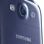 Is the launch of the international version of the blue Samsung Galaxy S III delayed?