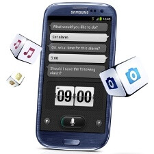 Samsung S Voice available for all Android ICS handsets to check out, again