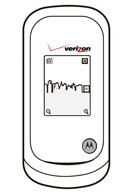 More details on Motorola Rapture VU30 for Verizon