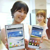 LG Optimus LTE, LTE Tag, Vu to get a scoop of Ice Cream Sandwich in June