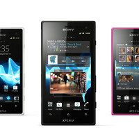 """Waterproof Sony Xperia acro S poised to make a """"splash in HD"""" with 12MP camera and 720p display"""