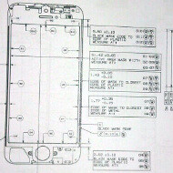 Purported design schematics for the iPhone 5 confirm an opening for a 4