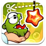 Cut the Rope: Experiments for iPhone priced at zero for a limited time