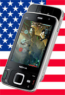 Nokia announced American flavor of its top-shelf N96