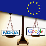 Nokia responds to Google's EU collusion complaint