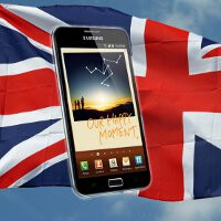 Android 4.0 ICS update for the Samsung Galaxy Note gets the green light in the UK