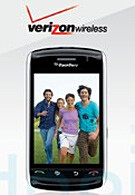 Verizon's Blackberry Thunder renamed to Storm