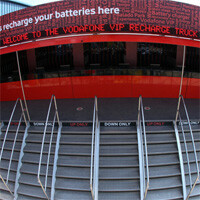 Vodafone bringing back the recharge truck, adds hand scanners