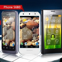 Lenovo planning to flood the market with more than 40 phones in 2012