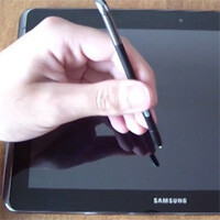 Updated Samsung Galaxy Note 10.1 shows up on video