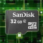 SanDisk 32GB microSDHC card can be fetched for less than $20 courtesy of Amazon