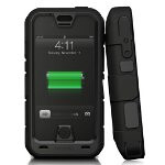 Mophie's Juice Pack Pro case for the iPhone 4/4S doesn't mess around with its 2,500 mAh battery