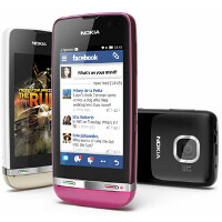 Nokia introduces the Asha 305, 306 and 311 for those who love 'em touchscreens on the cheap