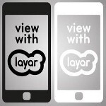 Layar wants to help you use AR to hide words, video and other media inside printed words