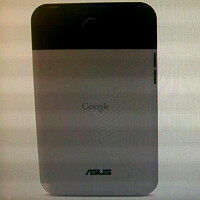 Cold water thrown on latest Google tablet images?