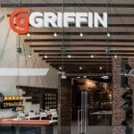 Griffin opens its first retail store in London just in time for the summer Olympics
