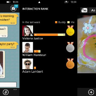 Samsung's cross-platform ChatON instant messaging service arrives to Windows Phone