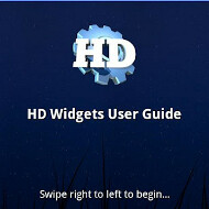 HD Widgets swooping for a huge 3.0 update today, $0.99 for a limited time