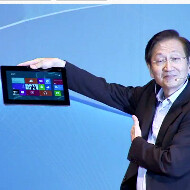 Watch the entire Asus keynote at Computex to immerse in the wacky world of Windows 8 hybrids