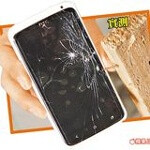 HTC One X can double as a hammer: myth busted
