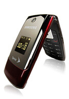 A pair of pretty Samsungs pop up on Sprint