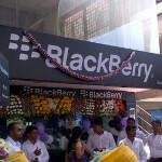 Third BlackBerry store in India opens