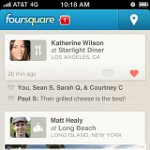 Revamped Foursquare 5.0 for iOS encourages users to discover new places