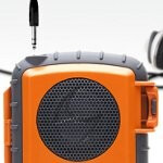 Blast tunes from your iPhone while frolicking in the water with the ECOXPRO waterproof speaker case