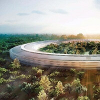 Floor plans, landscaping and renderings of Apple's new campus surface