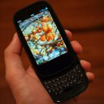 Palm C40, Sprint's version of the Pre 2, is found alive and in usable form