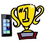 Nokia Lumia 900 continues to stay at the top of Amazon's best sellers list for AT&T devices