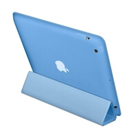 Smart Cover for the new iPad and iPad 2 has your back covered, literally