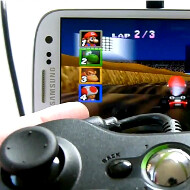 Watch the Samsung Galaxy S III connect to a staggering amount of gizmos, including an Xbox controller