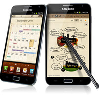 Navy Blue Galaxy Note shows up on T-Mobile inventory sheet